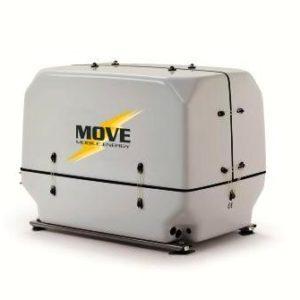 MOVE 9000 V – 8 KW – 2000 ÷ 3000 G/1′