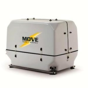 MOVE 12000 V – 10 KW – 2000 ÷ 3000 RPM